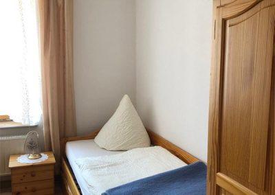 Zimmer 11 Einbettzimmer